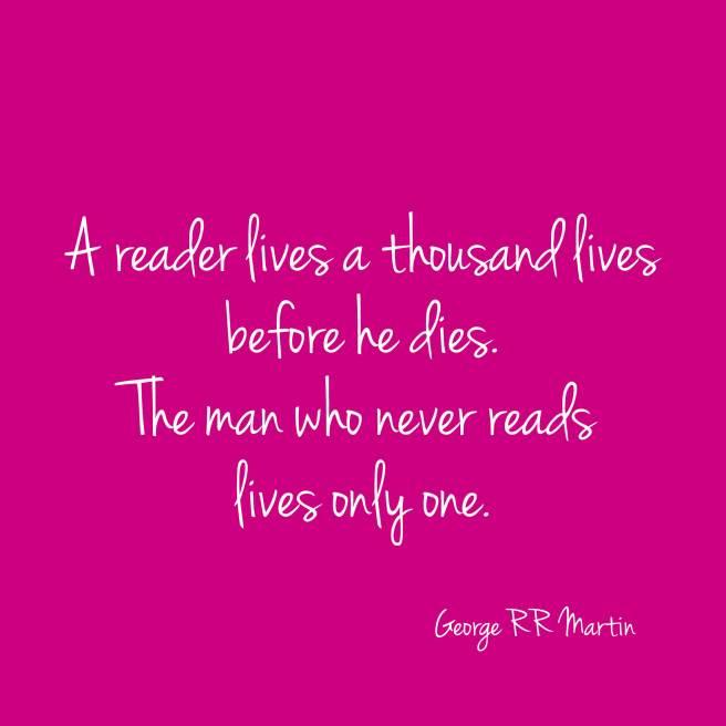 Quote George RR Martin