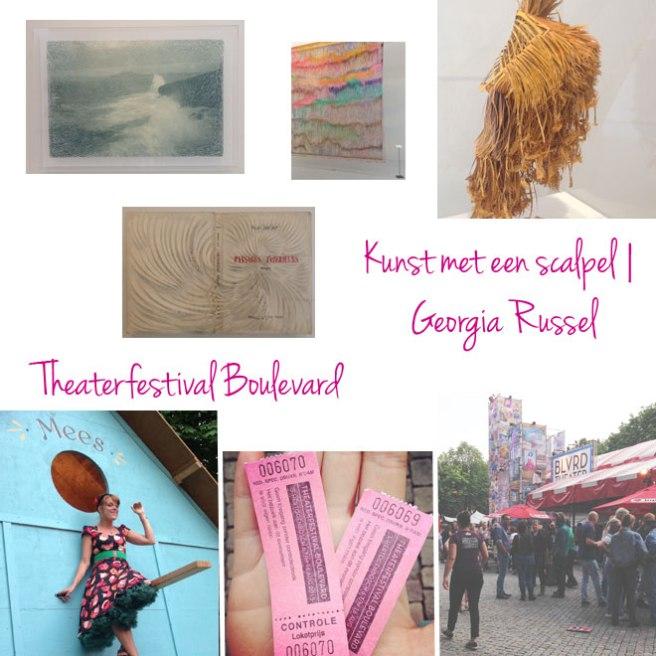 Bladzijde26   Georgia Russel in Noordbrabants Museum   Theaterfestival Boulevard